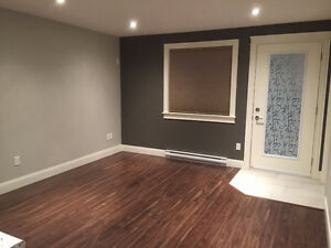 One (1) bedroom apartment (all included) ready May 1