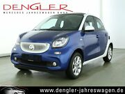Smart FORFOUR 66KW TWINAMIC*FALTDACH*LED*PTS Passion