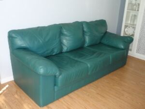 Astonishing Used Leather Couch Buy And Sell Furniture In Ottawa Machost Co Dining Chair Design Ideas Machostcouk