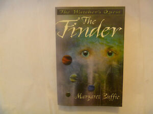 MARGARET BUFFIE: The Finder (paperback)