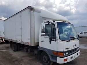 2002 HINO FOR SALE