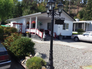 FULLY FURNISHED by the OKANAGAN LAKE