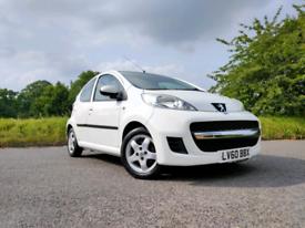 5dr Peugeot 107 Millesim Edition
