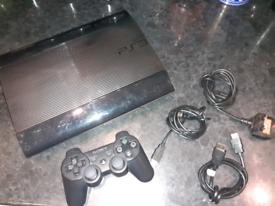 Playstation 3 super slim bundle