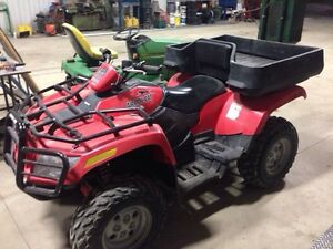 Artic Cat Diesel two Person ATV