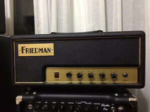 Friedman Pink Taco 20 hand wired watt head
