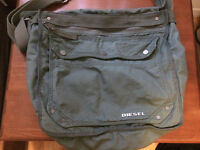 DIESEL MESSENGER BAG - QUICK SELL
