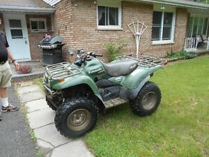 4 x 4 Kawasaki ATV For Sale