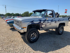 1988 GMC Jimmy Convertible 4x4 restored