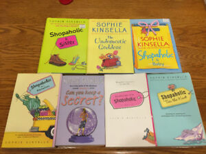 SOPHIE KINSELLA BOOK COLLECTION