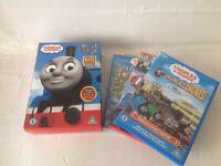 THOMAS THE TANK ENGINE DVD Box Set.