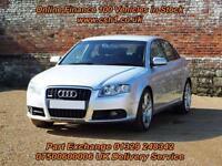 2008 57 AUDI A4 2.0 TDI S LINE TDV 4D 140 BHP DIESEL