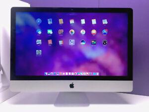 iMac 21.5-inch, 2.7 GHz Intel Core i5, 16 GB Memory - Loaded