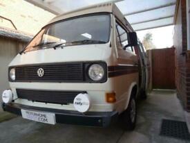Classic Volkswagen Auto-sleeper T25 4 Berth Hi Top Camper Van - DEPOSIT TAKEN