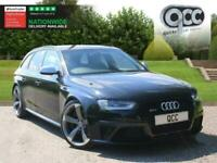 2014 Audi RS4 AVANT FSI QUATTRO Auto Estate Petrol Automatic