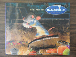 The Art of Ratatouille NEW