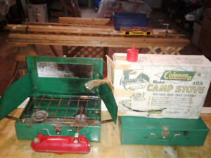 Coleman Camp Stoves