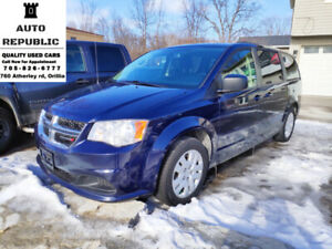 2014 Dodge Grand Caravan, Certified, Accident Free, Low KMS