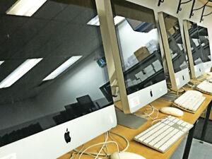 """Winnipeg Apple computer iMac MacBook Air 27"""" 22"""" 20"""" From 359"""