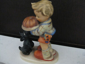 TWO VINTAGE HUMMEL FIGURINES $125 EACH (See all photos)