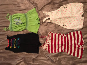 Like New! (19) Pieces of  Toddler Girl Summer Outfits