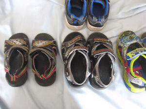 Boys sandals and shoes
