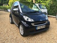 59 PLATE SMART FORTWO 12 MONTHS SERVICE 12 MOT *50k*