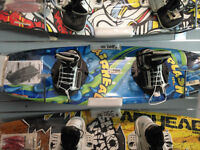 BRAND NEW WAKEBOARDS