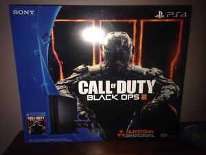 PlayStation 4 ....unopened Brand New Save The Tax