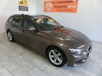 2013 BMW 320 2.0TD 184hp s/s Touring Auto SE SAT NAV, CRUISE, BUY FOR £57 A WEEK