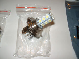 H4-9003 LED LIGHT, FOG LIGHTS HIGH POWERED WITH 18 SMD IN EACH