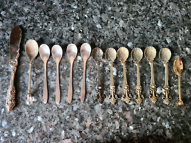 Beautiful Feature Unique Cutlery for Sale!