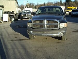 2002 Dodge Power Ram 1500 Pickup Truck Stratford Kitchener Area image 2