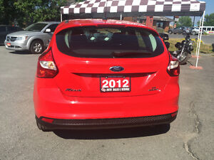 2012 Ford Focus !!! ONLY 37K & Remote Start !!! Kingston Kingston Area image 6