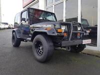 1993 Jeep Wrangler 4.0 Limited Hard Top 4x4 3dr