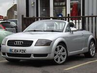 2004 Audi TT 1.8 T 2dr [150] 2 door Convertible