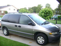 1999 Dodge Caravan Base Minivan, Van