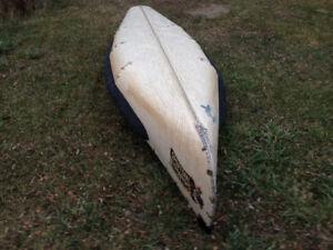 14 ft Sportspal squareback canoe