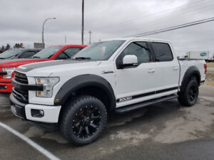 2017 Ford F-150 SuperCrew Roush Pickup Truck