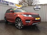 Land Rover Range Rover Sport 3.0SD V6 ( 292ps ) 4X4 ( s/s ) Auto 2014.5 HSE