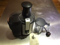 Juicer PHILIPS HR1861 Good Condition - Hardly Used