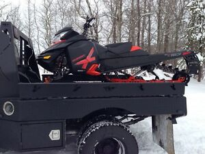 2014 Skidoo Summit X 163