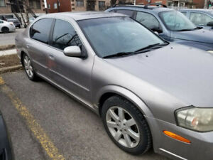 2002 Nissan Maxima GLE ( private from the owner )
