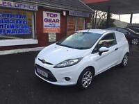 Ford Fiesta 1.4TDCi ( 70PS ) Stage V DPF 2011MY Trend