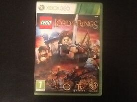 Xbox Lego Lord of the rings