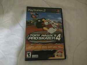 TONY HAWK'S PROSKATER 4 PlayStation 2
