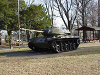 TANKS FOR SALE. Ex-Army Tanks for Civilian Use