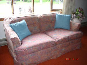 Love Seat Sofa(2) 325.00/2  or  $190.00/1