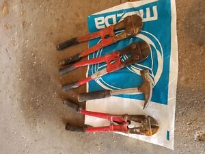 2 Hammers + 1 Bolt Cutter for THE PRICE of ONE-