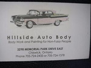 Hillside Auto Body